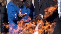 Le premier ministre du Nunavut