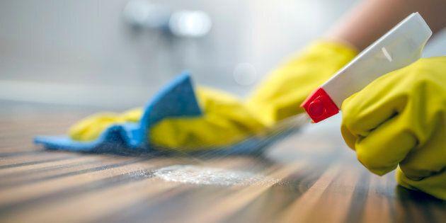 Faire le ménage, essentiel au bien-être