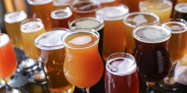 Prolifération de nouvelles bières et de microbrasseries au