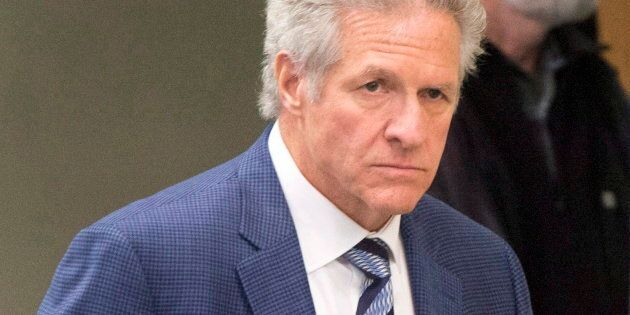 Tony Accurso reconnu coupable face à cinq chefs