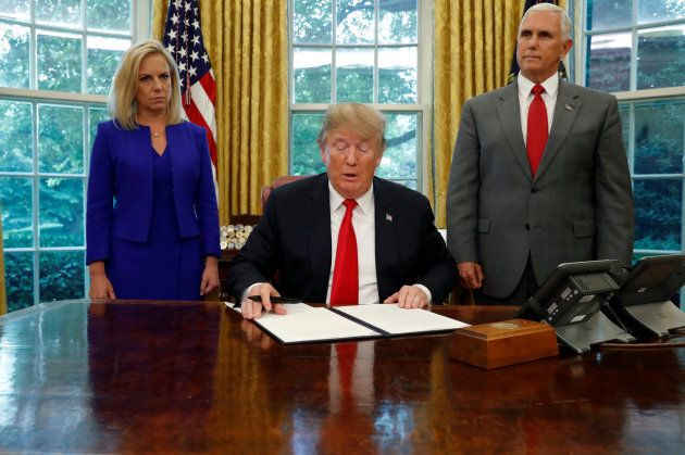 La semaine dernière, le président Trump a signé un décret demandant au Congrès américain de revoir la...