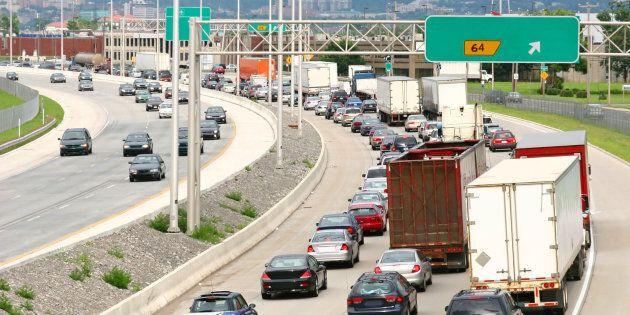 Montréal veut des axes prioritaires pour le transport des