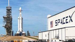 Les fusées sont de plus en plus nombreuses à atteindre l'espace chaque