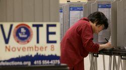 Des électeurs californiens élisent un homme