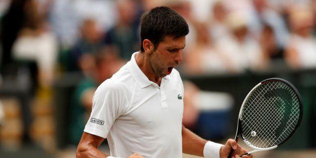 Tennis: Djokovic accède à la finale à