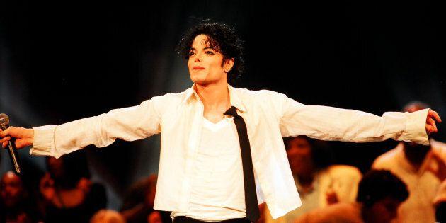 Michael Jackson aux MTV Video Music Awards Show en
