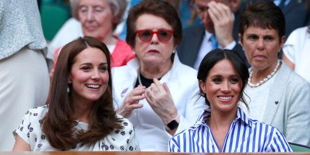 Meghan Markle et Kate Middleton entre belles-sœurs à