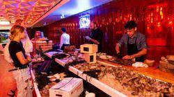 Le plus long bar à huîtres au Canada est à Montréal pour le