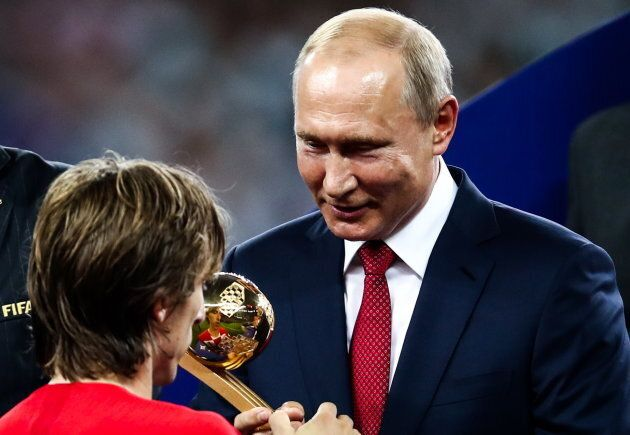 Trump classe la Russie parmi les «ennemis» des