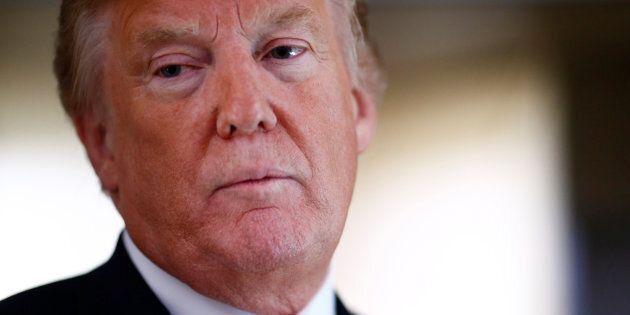 Trump piégé par un canular téléphonique à bord d'Air Force