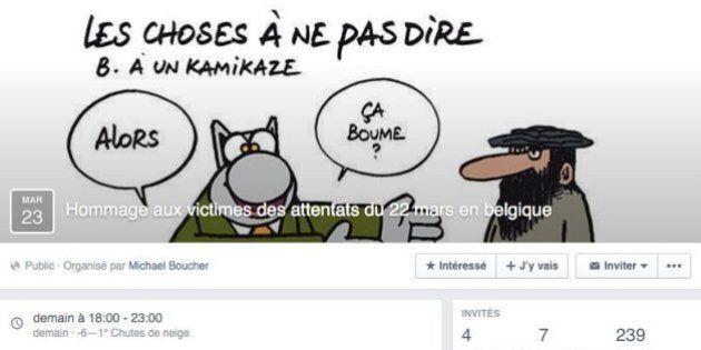 Attentats à Bruxelles: rassemblement mercredi à Montréal en hommage aux