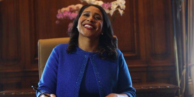 London Breed, première mairesse noire de San
