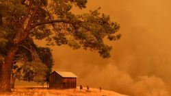 Le ciel de San Francisco est devenu orange à cause des incendies qui ravagent la