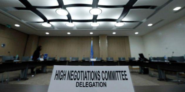 Les pourparlers sur la Syrie cruciaux pour empêcher de nouveaux