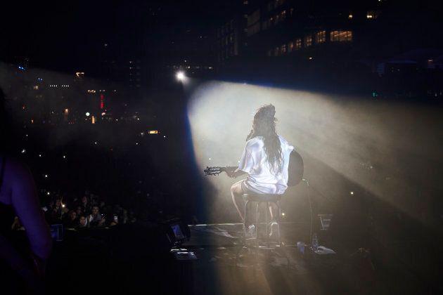 Montréal sous le charme de Jessie