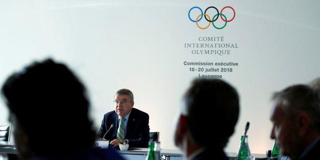 Sept nouvelles épreuves ajoutées aux JO d'hiver de 2022 à