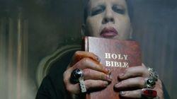 Marilyn Manson décapite Trump dans son nouveau