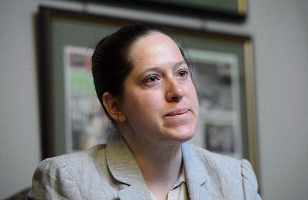 Christine Moore avait affirmé à La Presse canadienne, en mai, qu'elle entamerait une poursuite en diffamation...