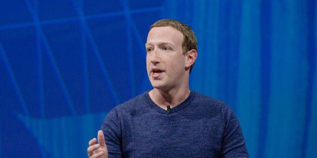 Nier l'Holocauste n'est pas une raison d'être banni de Facebook, croit Mark