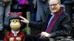Le créateur de Mafalda dénonce son utilisation par des militants