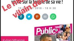 Kylian Mbappé et Alicia Aylies, Miss France 2017, ne sont pas en couple assure le