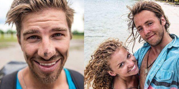 Ryker Gamble, Megan Scraper et Alexey