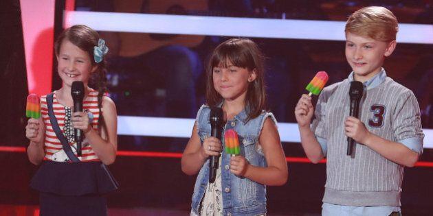 «La voix junior»: retour sur les premiers duels