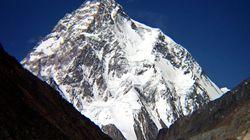 Un alpiniste québécois fait une chute mortelle sur la montagne K2 au