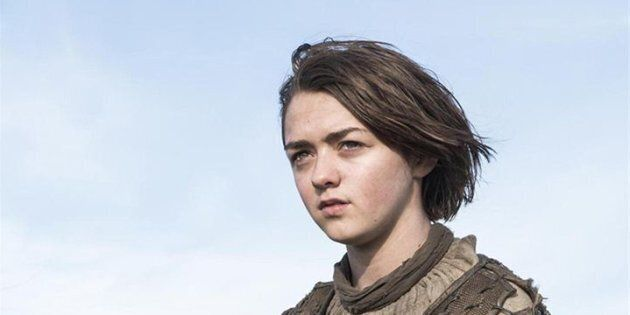 «Game of Thrones»: Maisie Williams dit «au revoir» à Arya