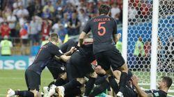 Coupe du monde: la Croatie élimine la