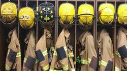 Plus de 200 pompiers canadiens et américains déployés au