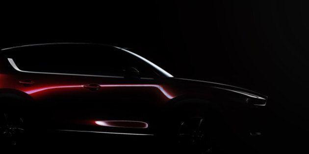 Mazda prépare son nouveaux CX-5 pour le Salon de Los