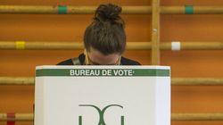 La division du vote: une bien belle