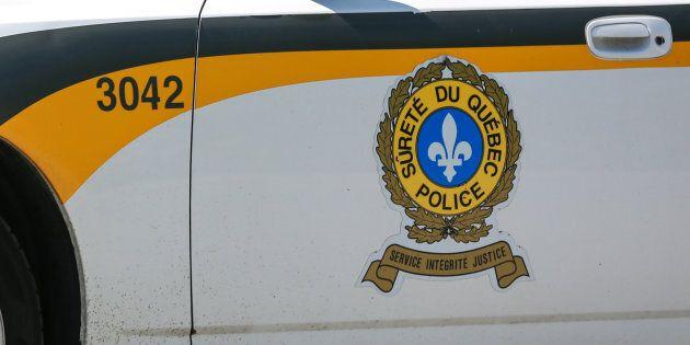 La Sûreté du Québec confirme que l'un de ses membres a reçu des