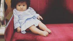 À 7 mois, ce bébé a 75 000 abonnés à cause de ses
