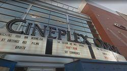 Le Cineplex au Quartier Latin pour y