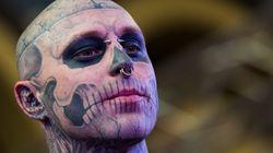 Théorie du suicide: l'entourage de Zombie Boy déçu que la police «saute aux