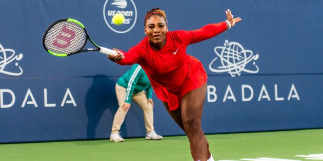 Serena Williams se retire de la Coupe Rogers pour des raisons