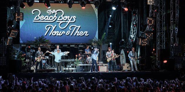 The Beach Boys: surfer habilement sur la vague des belles