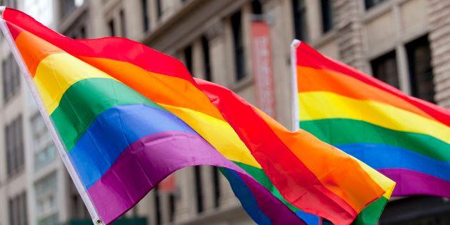 Manifestation pour les parents trans, «oubliés» par les récentes