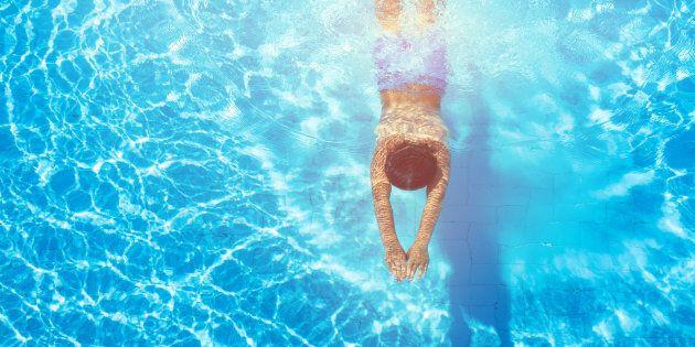 Près d'un Canadien sur cinq admet ne pas savoir nager.