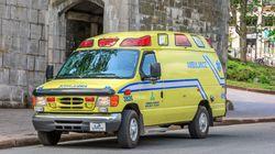 Montréal: une patiente vole l'ambulance dans laquelle elle recevait des