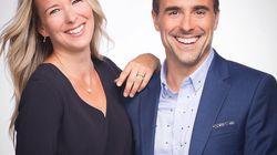 Sébastien Benoît et Julie Houle animeront «La poule aux oeufs