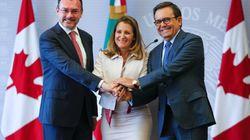 Washington et Mexico optimistes sur la renégociation de