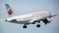 Air Canada a perdu 77 millions $ au deuxième