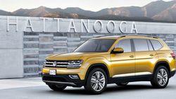 Volkswagen lance officiellement son VUS