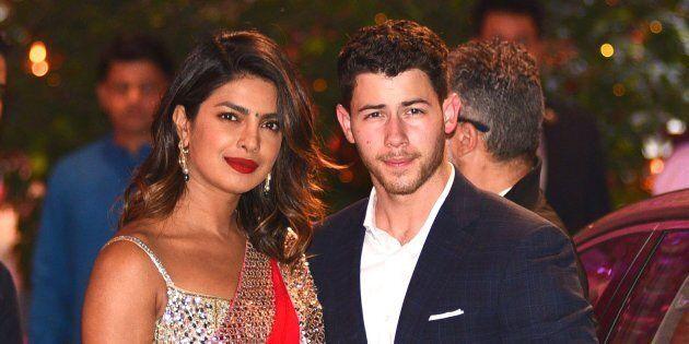 Priyanka Chopra et Nick Jonas se sont