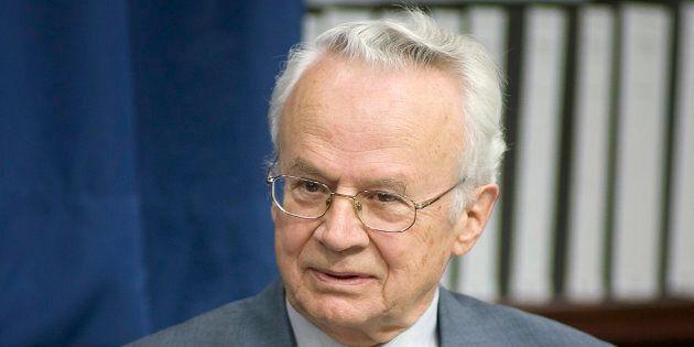 L'ex-organisateur libéral fédéral Jacques Corriveau est