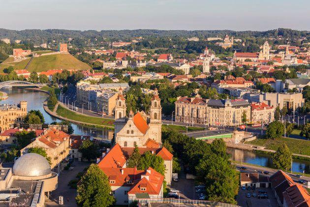 Vilnius en