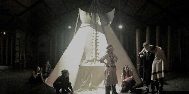 Annulation de «Kanata»: le Théâtre du Soleil promet de «répondre avec ses propres